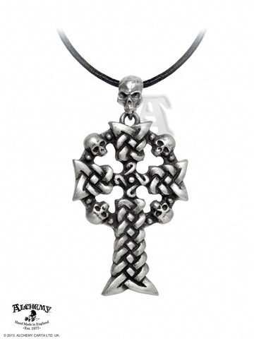 P684 - Norsemen Raider's Cross Pendant by Alchemy of England - Limited Supply