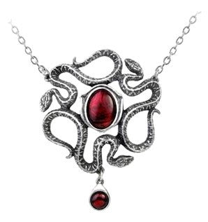 P688 - Serpents Eye Necklace by Alchemy of England