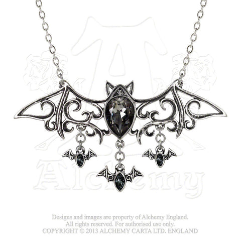 P701 - Viennese Nights Necklace by Alchemy of England