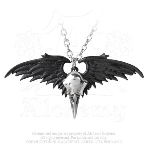 P745 - Ravenger Pendant by Alchemy of England