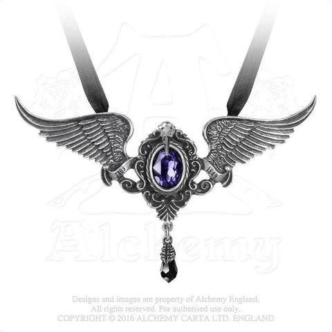 P767 - My Soul from the Shadow Necklace by Alchemy of England