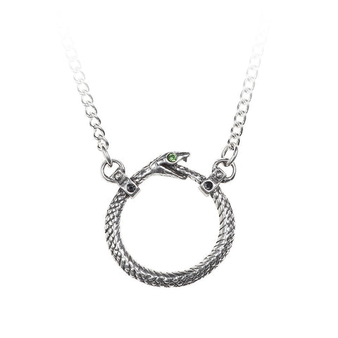 P853 - Sophia Serpent Necklace by Alchemy of England