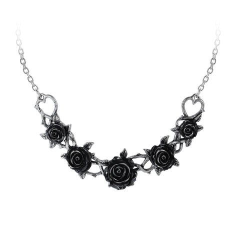 P864 - Rose Briar Choker by Alchemy of England