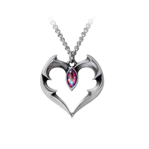 P900 - Batheart Pendant by Alchemy of England