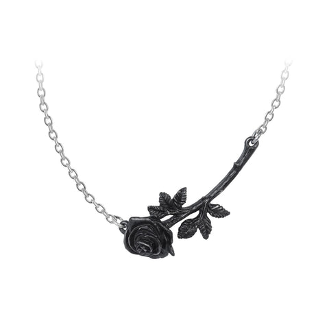 P913 - Black Thorn Necklace by Alchemy of England