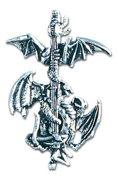 PP317 - Blind Guardian Pewter Pendant by Alchemy Poker