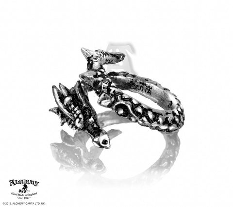 R183 - Vis Viva Ring by Alchemy of England
