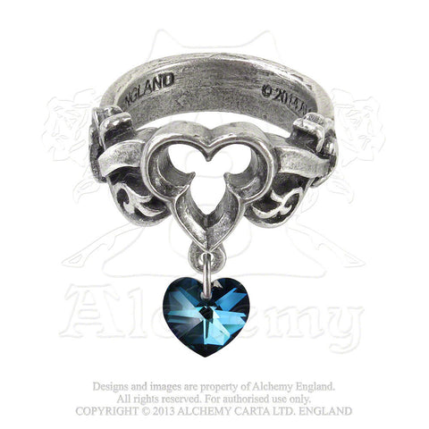 R199 - The Dogaressa's Last Love Ring by Alchemy of England