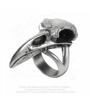 R201 - Rebeschadel Ring by Alchemy of England
