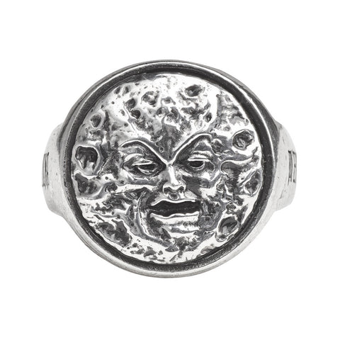 R218 - Man In The Moon Ring - New