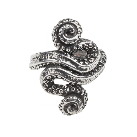 R221 - Kraken Ring by Alchemy of England