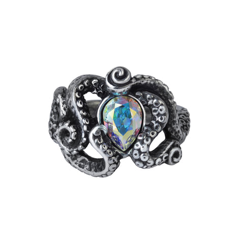 R231 - Cthulhu Ring by Alchemy of England