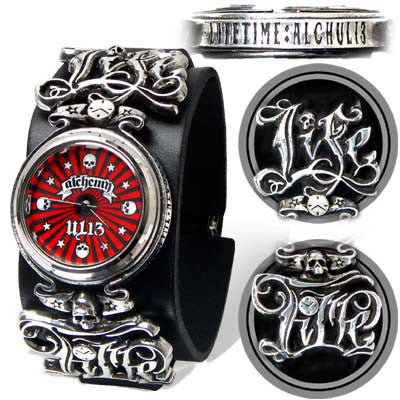 ULW1 - Life Time Watch by Alchemy of England