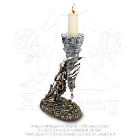 V6 - Light of Asrael Candle Holder by Alchemy of England
