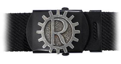 WB428 - Rage Against The Machine RATM Web Belt Licensed Pewter Belt by Alchemy Poker