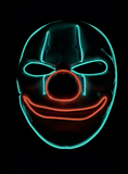 Party Clown Glow Mask
