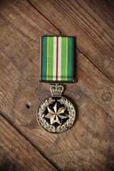 Current Defence & Civil Replica Medals