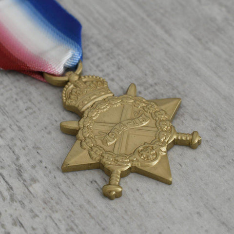 1914/15 Star-Replica Medal-Foxhole Medals