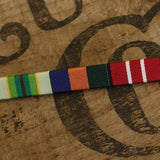 3 Medal Ribbon Bar-Ribbon Bar-Foxhole Medals