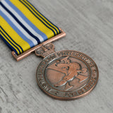 Australian Protective Services - Service Medal