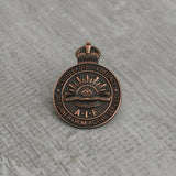 Return from Active Service WWI Army-Accessories-Foxhole Medals-Foxhole Medals