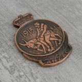 Anzac Medallion-Accessories-Foxhole Medals-Large-Foxhole Medals
