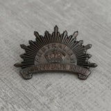 Rising Sun Badge Commonwealth Horse-Accessories-Foxhole Medals-Foxhole Medals