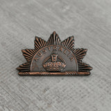 Rising Sun Badge Boer War-Accessories-Foxhole Medals-Foxhole Medals