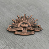 Rising Sun Badge GV/GVI-Accessories-Foxhole Medals-Large-Foxhole Medals