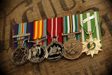 Popular Medal Groups - Vietnam National Service Group - Foxhole Medals - 1