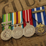 AASM-ICAT / Afghanistan NATO Service Group-Popular Medal Groups-Foxhole Medals
