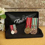National Service Duo-Popular Medal Groups-Foxhole Medals