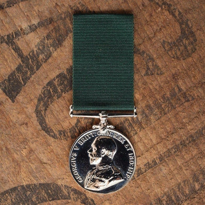 Colonial Aux Forces LS Medal-Replica Medal-Foxhole Medals