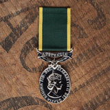 Efficiency Medal-Replica Medal-Foxhole Medals