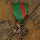 French Croix De Guerre WWI-Replica Medal-Foxhole Medals