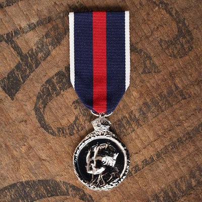 King EVII 1902 Coronation-Replica Medal-Foxhole Medals