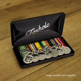 Large Leatherette Case-Accessories-Foxhole Medals