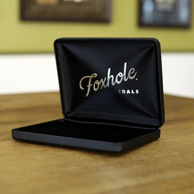 Medium Leatherette Case-Accessories-Foxhole Medals