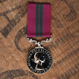 Meritorious Service Medal-Replica Medal-Foxhole Medals