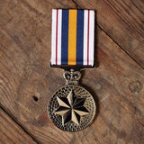 National Police Service Medal-Replica Medal-Foxhole Medals