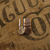 National Police Service Medal / National Medal Duo-Popular Medal Groups-Foxhole Medals