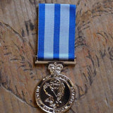 NSW Police Diligent & Ethical Service Medal-Medal Range-Foxhole Medals