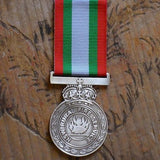 NSW Rural Fire Service Medal-Medal Range-Foxhole Medals
