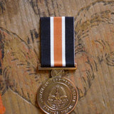 NT Police Diligent & Ethical Service Medal-Medal Range-Foxhole Medals