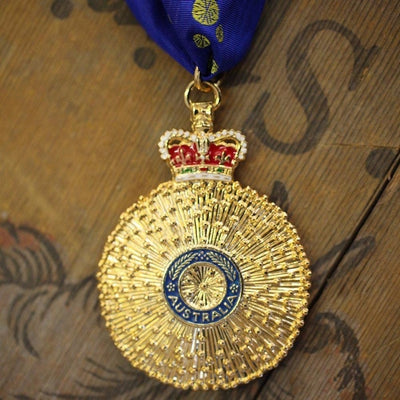 Officer of The Order of Australia-Medal Range-Foxhole Medals