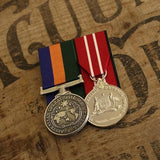 OSM Border Protection / Service Duo-Popular Medal Groups-Foxhole Medals