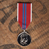 Queen EII 1953 Coronation-Replica Medal-Foxhole Medals