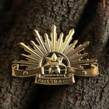 Rising Sun Badge 1962-Accessories-Foxhole Medals