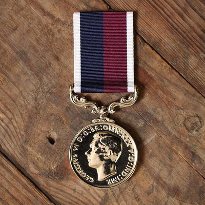 Royal Air Force Long Service & Good Conduct Medal-Replica Medal-Foxhole Medals