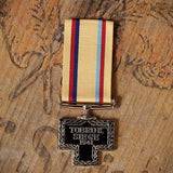 Tobruk Siege Medal-Replica Medal-Foxhole Medals